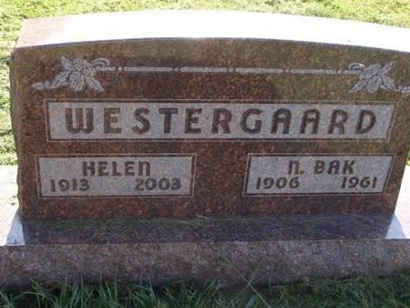 WESTERGAARD, N BAK - Guthrie County, Iowa | N BAK WESTERGAARD