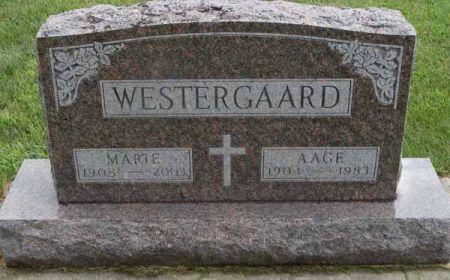 WESTERGAARD, MARIE - Guthrie County, Iowa | MARIE WESTERGAARD
