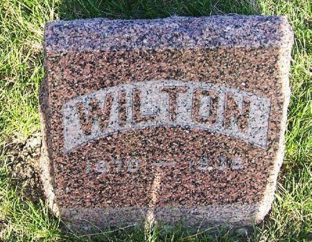 WILLEY, WILTON L. - Guthrie County, Iowa | WILTON L. WILLEY