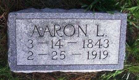 WILSON, AARON L. - Guthrie County, Iowa | AARON L. WILSON