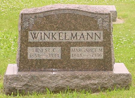 WINKELMANN, ERNEST C. - Guthrie County, Iowa | ERNEST C. WINKELMANN
