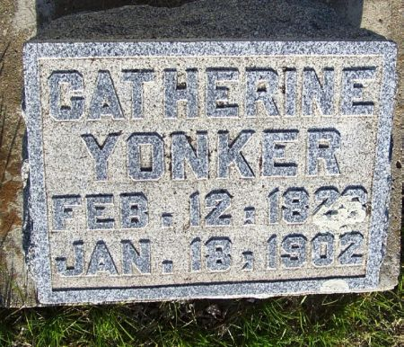 YOUNKER, CATHERINE - Guthrie County, Iowa | CATHERINE YOUNKER