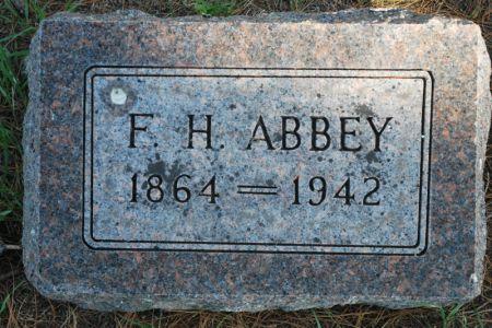 ABBEY, FRANK H. - Hamilton County, Iowa | FRANK H. ABBEY