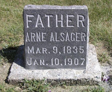 ALSAGER, ARNE - Hamilton County, Iowa | ARNE ALSAGER