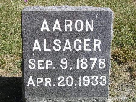 ALSAGER, AARON - Hamilton County, Iowa | AARON ALSAGER