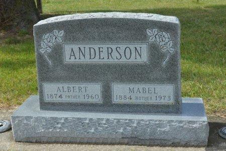 ANDERSON, ALBERT - Hamilton County, Iowa   ALBERT ANDERSON