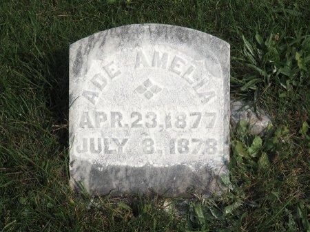 ANDERSON, ADE AMELIA - Hamilton County, Iowa | ADE AMELIA ANDERSON