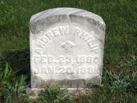 ANDERSON, ANDREW PHILIP - Hamilton County, Iowa   ANDREW PHILIP ANDERSON
