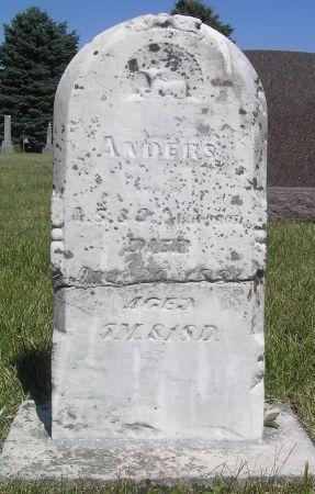 ANDERSON, ANDERS - Hamilton County, Iowa | ANDERS ANDERSON