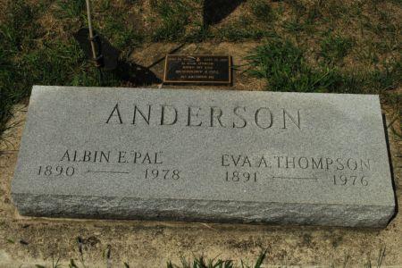 ANDERSON, ALBIN E.