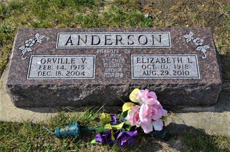 ELGAR ANDERSON, ELIZABETH L. - Hamilton County, Iowa | ELIZABETH L. ELGAR ANDERSON