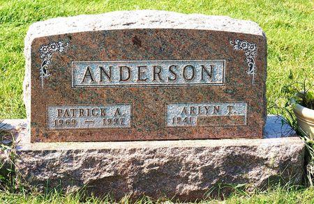 ANDERSON, PATRICK A. - Hamilton County, Iowa | PATRICK A. ANDERSON