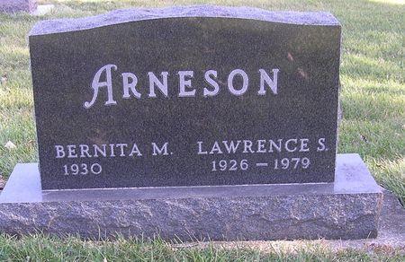 ARNESON, LAWRENCE S. - Hamilton County, Iowa   LAWRENCE S. ARNESON