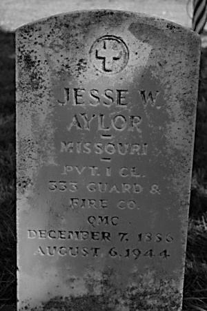 AYLOR, JESSE W. - Hamilton County, Iowa   JESSE W. AYLOR