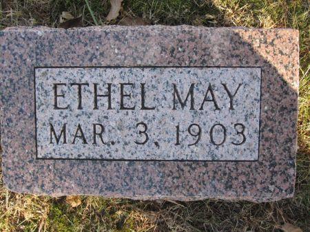 BAILEY, ETHEL MAY - Hamilton County, Iowa | ETHEL MAY BAILEY