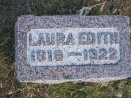 BAILEY, LAURA EDITH - Hamilton County, Iowa | LAURA EDITH BAILEY