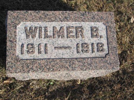 BAILEY, WILMER B. - Hamilton County, Iowa | WILMER B. BAILEY