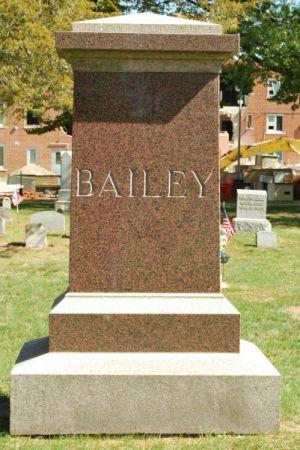 BAILEY, FAMILY STONE - Hamilton County, Iowa   FAMILY STONE BAILEY