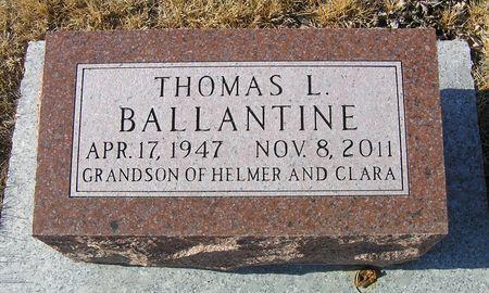 BALLANTINE, THOMAS L. - Hamilton County, Iowa | THOMAS L. BALLANTINE