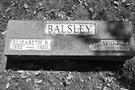 BALSLEY, ELIZABETH K. - Hamilton County, Iowa | ELIZABETH K. BALSLEY