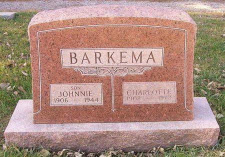 BARKEMA, CHARLOTTE - Hamilton County, Iowa   CHARLOTTE BARKEMA