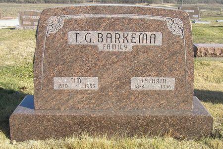 BARKEMA, TIM G. - Hamilton County, Iowa | TIM G. BARKEMA