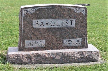 LEKSELL BARQUIST, ANNA C. - Hamilton County, Iowa | ANNA C. LEKSELL BARQUIST