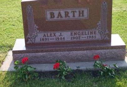 BARTH, ENGELINE - Hamilton County, Iowa | ENGELINE BARTH