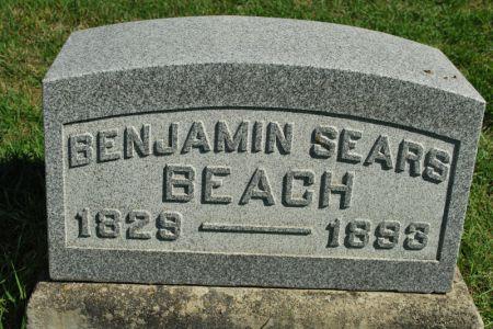 BEACH, BENJAMIN SEARS - Hamilton County, Iowa | BENJAMIN SEARS BEACH