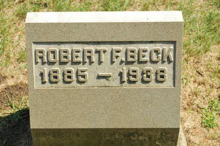 BECK, ROBERT F. - Hamilton County, Iowa   ROBERT F. BECK