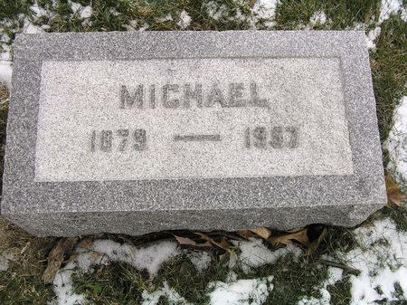 BENSON, MICHAEL - Hamilton County, Iowa | MICHAEL BENSON