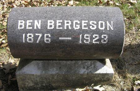 BERGESON, BEN - Hamilton County, Iowa | BEN BERGESON