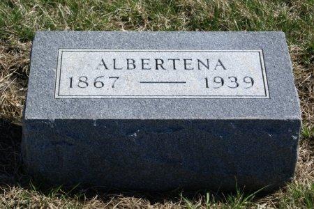 BERGGREN, ALBERTENA - Hamilton County, Iowa | ALBERTENA BERGGREN