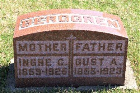 JOHNSON BERGGREN, INGRE C. - Hamilton County, Iowa | INGRE C. JOHNSON BERGGREN