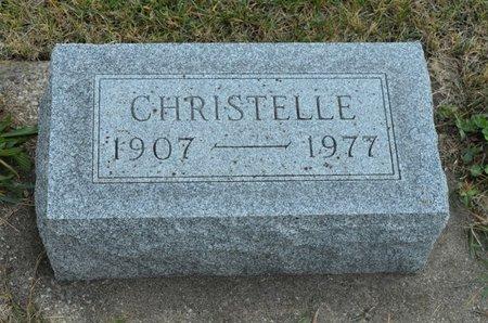 NORDBLOM BERGQUIST, CHRISTELLE - Hamilton County, Iowa | CHRISTELLE NORDBLOM BERGQUIST