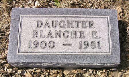BERNSMEIER, BLANCHE E. - Hamilton County, Iowa | BLANCHE E. BERNSMEIER