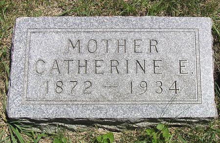 BERNSMEIER, CATHERINE E. - Hamilton County, Iowa | CATHERINE E. BERNSMEIER