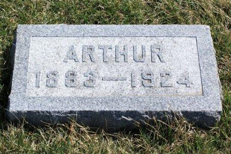BJUSTROM, ARTHUR - Hamilton County, Iowa   ARTHUR BJUSTROM