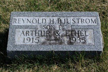 BJUSTROM, REYNOLD H. - Hamilton County, Iowa | REYNOLD H. BJUSTROM