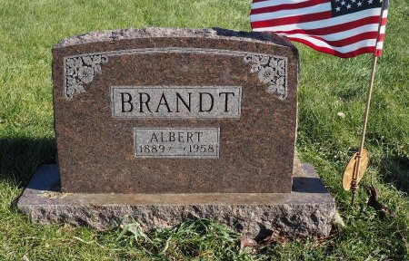 BRANDT, ALBERT - Hamilton County, Iowa | ALBERT BRANDT