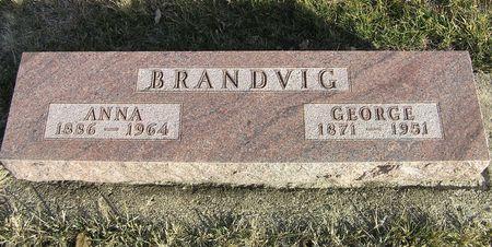 BRANDVIG, GEORGE - Hamilton County, Iowa | GEORGE BRANDVIG