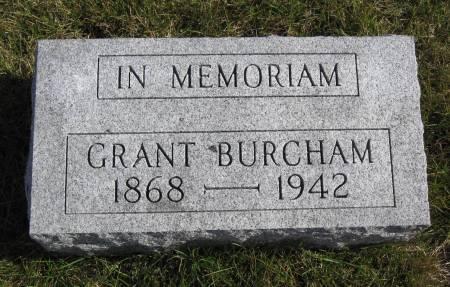 BURCHAM, GRANT - Hamilton County, Iowa | GRANT BURCHAM