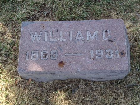 BURLESON, WILLIAM C. - Hamilton County, Iowa | WILLIAM C. BURLESON