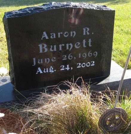 BURNETT, AARON R. - Hamilton County, Iowa   AARON R. BURNETT