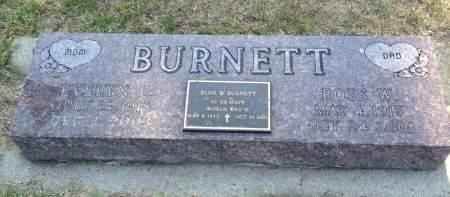 BURNETT, ROSS W. - Hamilton County, Iowa | ROSS W. BURNETT