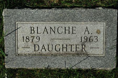 BURTON, BLANCHE A. - Hamilton County, Iowa   BLANCHE A. BURTON