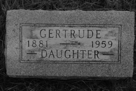 BURTON, GERTRUDE - Hamilton County, Iowa | GERTRUDE BURTON