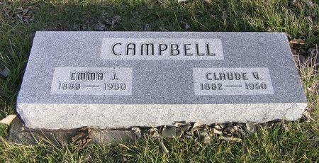 CAMPBELL, EMMA J. - Hamilton County, Iowa | EMMA J. CAMPBELL