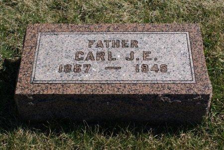 CARLSON, CARL J. E. - Hamilton County, Iowa   CARL J. E. CARLSON