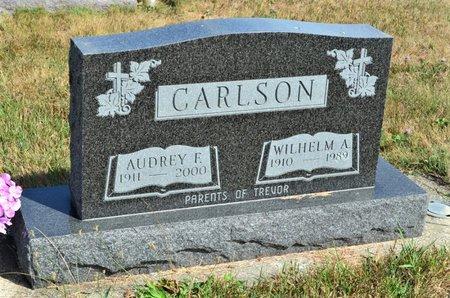HOLSTRUM CARLSON, AUDREY F. - Hamilton County, Iowa   AUDREY F. HOLSTRUM CARLSON